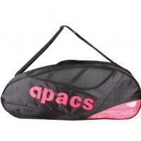 Сумка для ракеток Apacs AP-853 Pink ✅