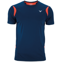 Футболка VICTOR T-shirt Function Unisex coral