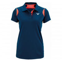 Футболка VICTOR POLO FUNCTION FEMALE CORAL 6938