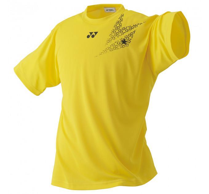 Футболка Yonex 16001LDEX Yellow ✅