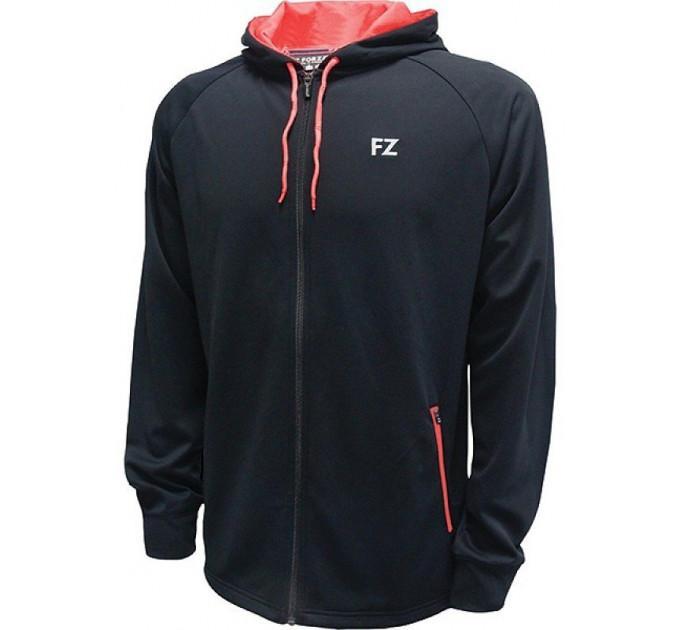 Спортивная кофта FZ FORZA Laban Men's Jacket Black ✅