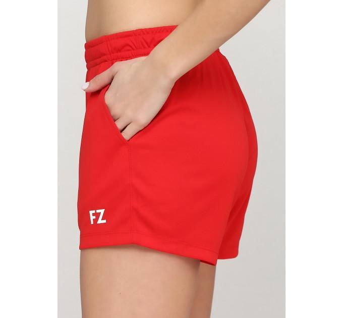 Женские спортивные шорты FZ FORZA Layla Women`s Shorts Chinese Red ✅