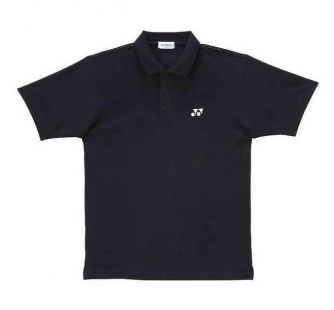 Мужская футболка Yonex поло Black 0002E ✅