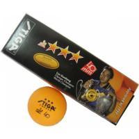 Мячики для пинг-понга Stiga Liu Guoliang 3* 3шт orange