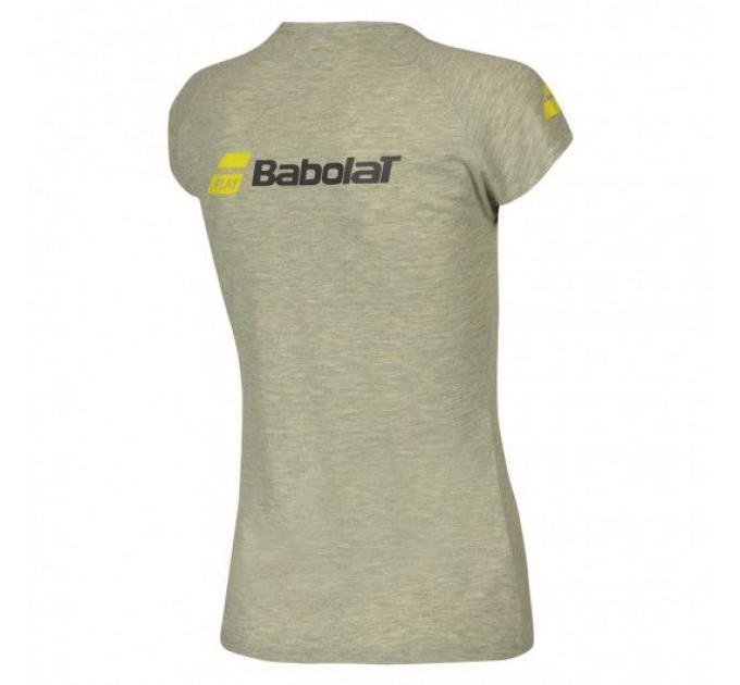 Футболка для тенниса женская Babolat CORE BABOLAT TEE WOMEN 3WS18012/3005 ✔