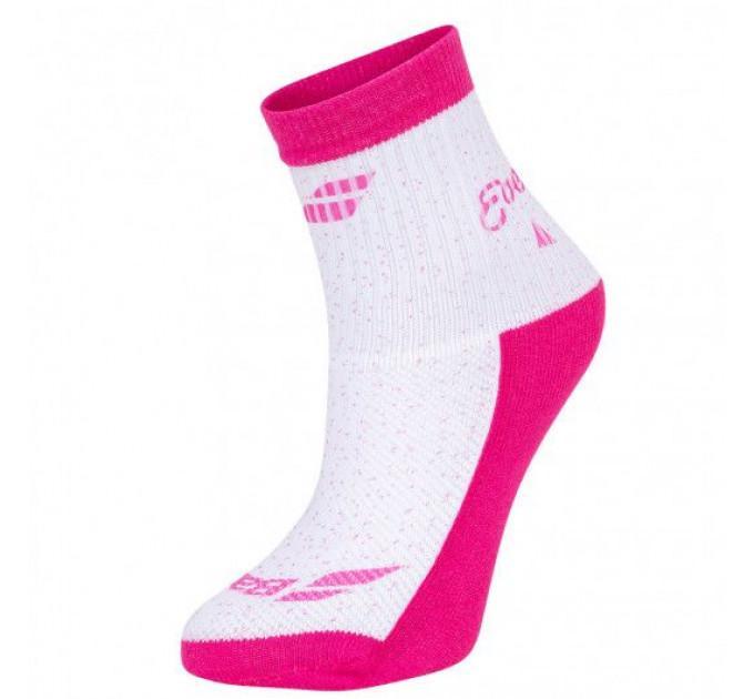 Носки спортивные детские Babolat GRAPHIC SOCKS GIRLS (Упаковка,1 пара) 5GA1451/5036 ✔