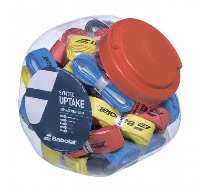 Ручка для ракетки Babolat SYNTEC UPTAKE X30 (Упаковка,30 штук) 671002/134 ✔