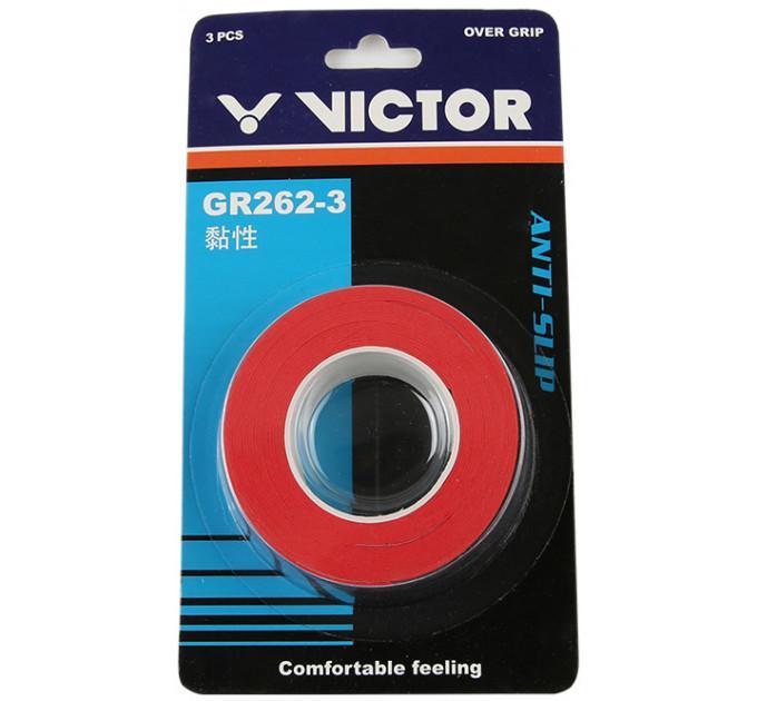 Обмотка VICTOR Grip GR262-3 D 3pcs