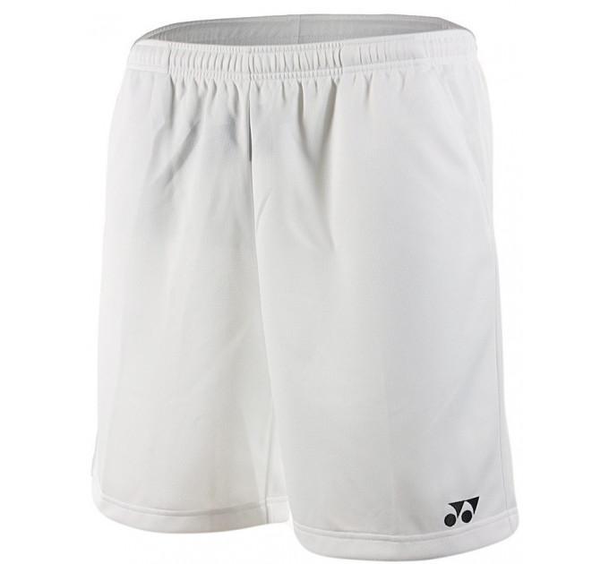 Мужские спортивные шорты Yonex 3011 White ✅