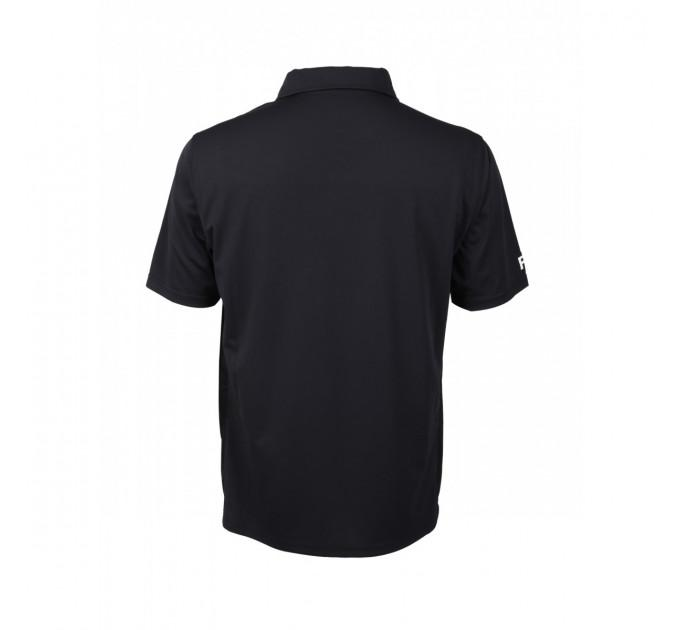 Футболка FZ FORZA Barry Polo Mens T-Shirt Solibad Black ✅
