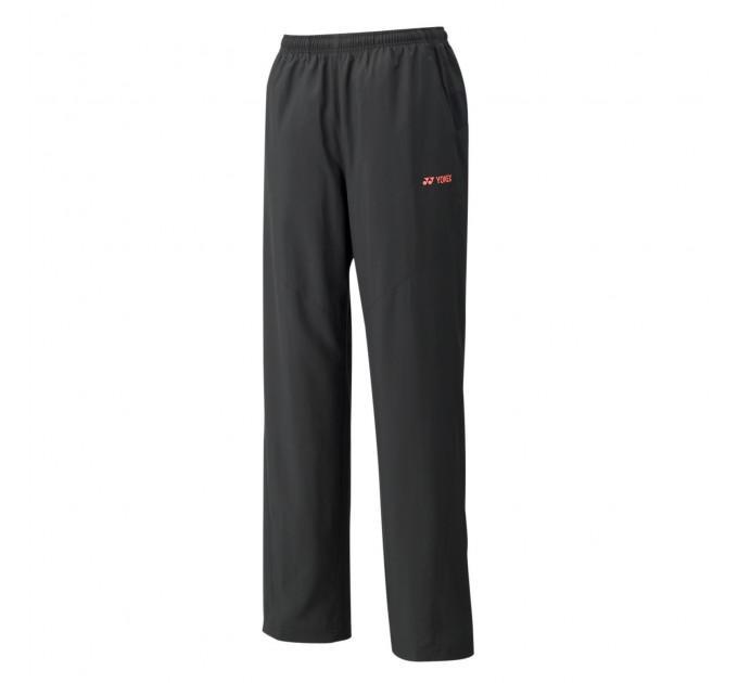 Спортивные штаны Yonex 62003EX Tracksuit Pants Black ✅