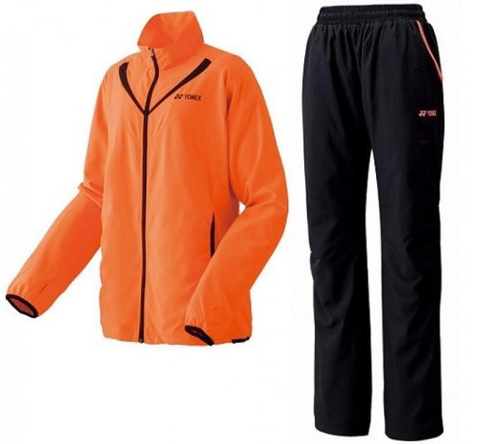 Женские спортивные штаны Yonex 67014 Ladies Tracksuit Pants Black ✅