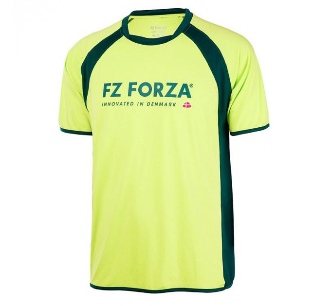 Футболка Мужская FZ Forza Till Tee Mens T-Shirt Safety Yellow ✅