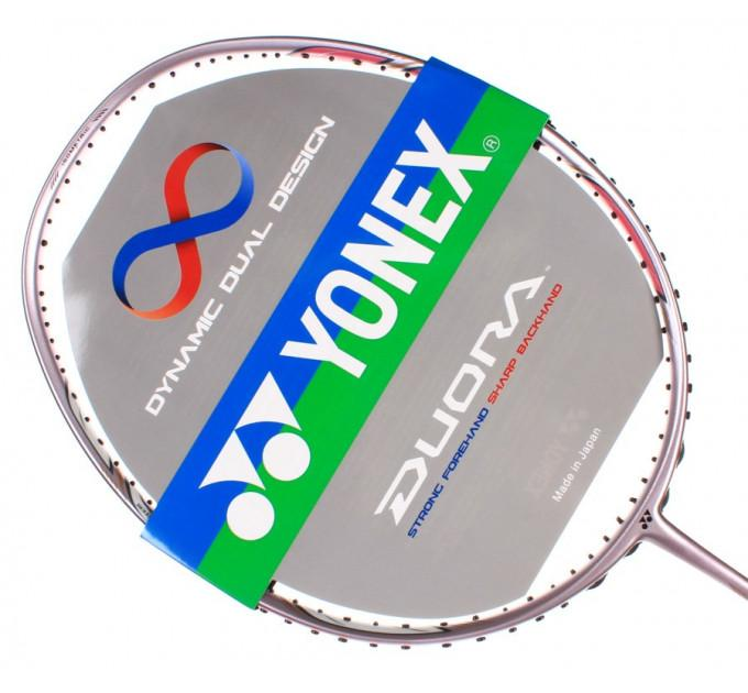 Ракетка Yonex DUORA 6 Shine Pink ✅