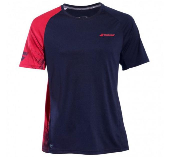 Футболка для тенниса мужская Babolat PERF CREW NECK TEE MEN 2MS19011/2010 ✔