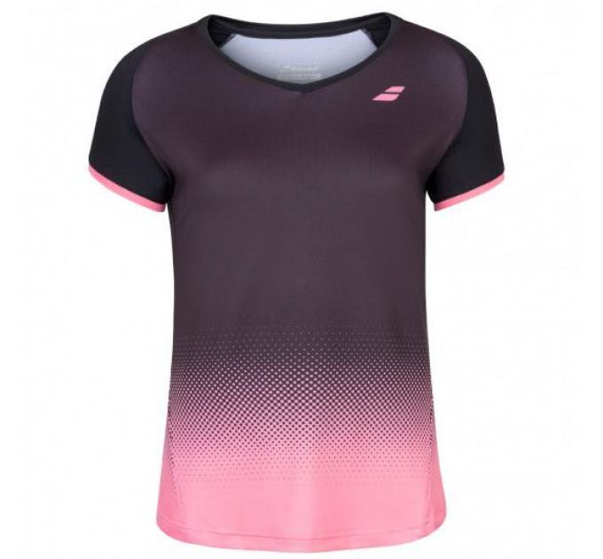 Футболка для тенниса женская Babolat COMPETE CAP SLEEVE TOP WOMEN 2WS20031/2014 ✔