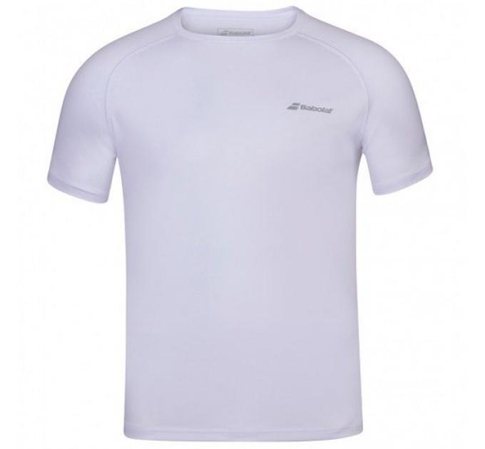 Футболка для тенниса мужская Babolat PLAY CREW NECK TEE MEN 3MP1011/1000 ✔