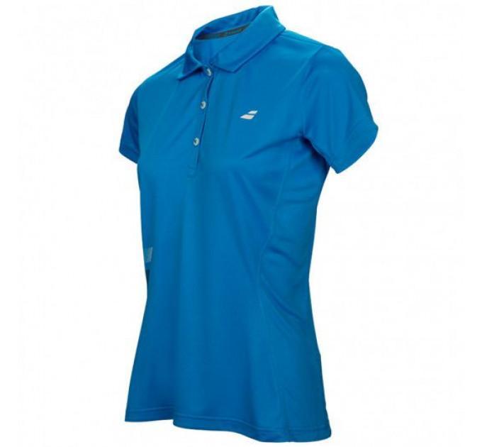 Тенниска для тенниса женская Babolat CORE CLUB POLO WOMEN 3WS17021/132 ✔