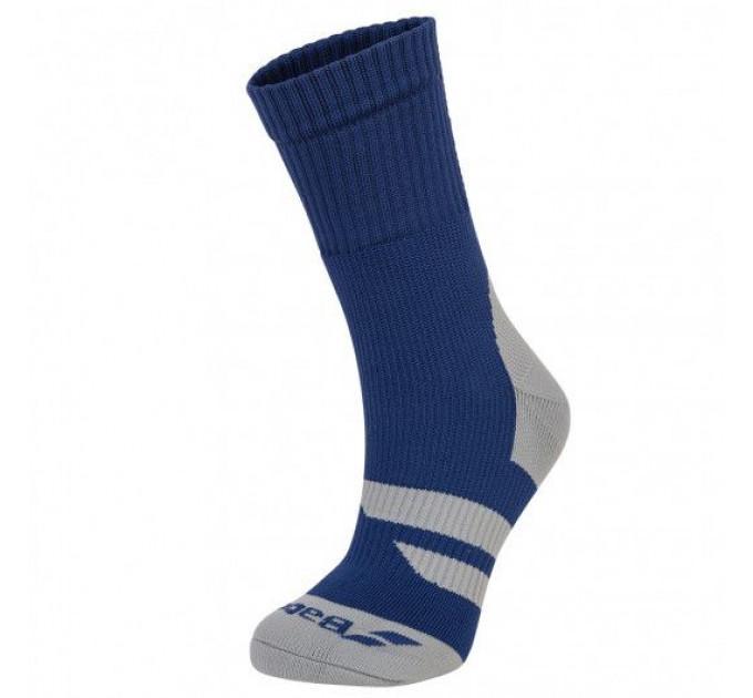 Носки спортивные Babolat TEAM BIG LOGO MEN (Упаковка,1 пара) 5MA1342/4020 ✔