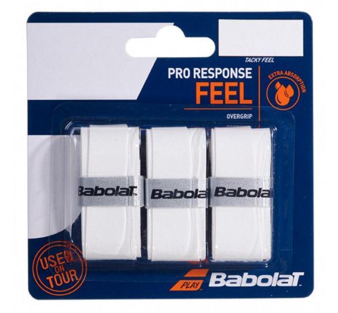 Намотка на ракетку Babolat PRO RESPONSE X3 (Упаковка,3 штуки) 653048/101 ✔