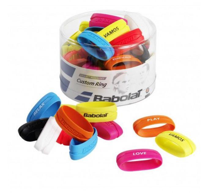 Резинка для ручки Babolat CUSTOM RING BOX X60 (Упаковка,60) 710026/134 ✔
