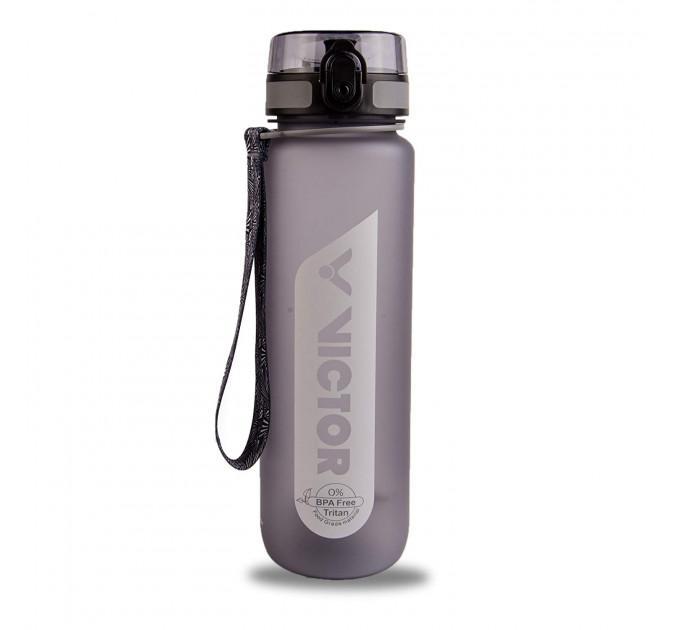 Спортивная бутылка VICTOR grey