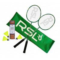 Набор для бадминтона RSL green