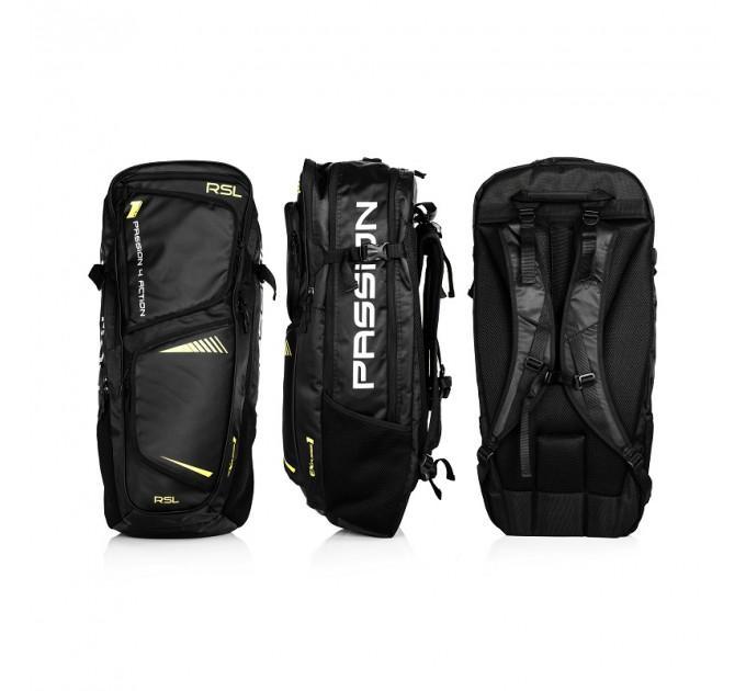Спортивный рюкзак RSL Explorer 1.5 Black