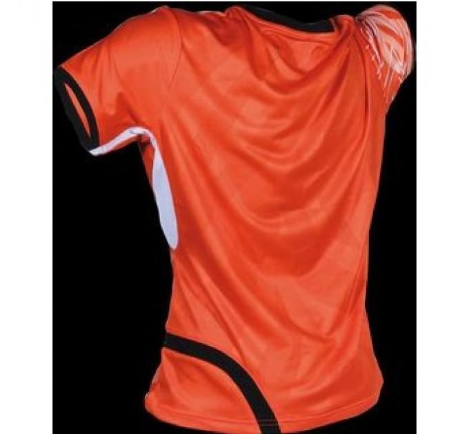 Футболка Victor Shirt Korea Open Unisex Orange 6623