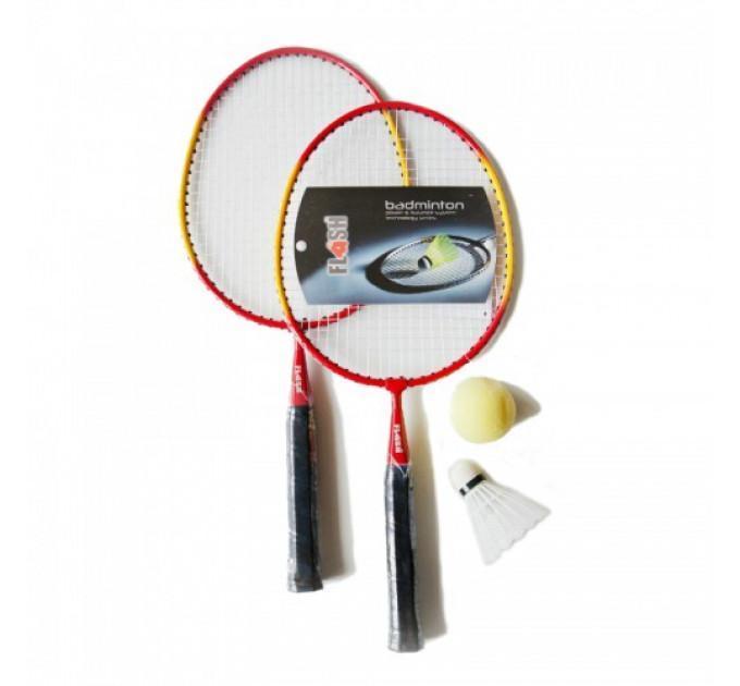 Детский набор для бадминтона FLASH Set MB-125