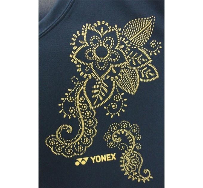 Футболка Yonex 16203 Black ✅