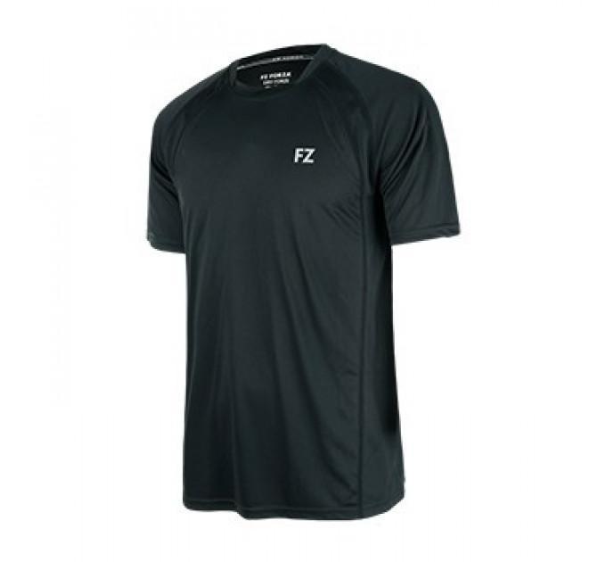 Футболка FZ FORZA Hugh T-Shirt Mens Black ✅