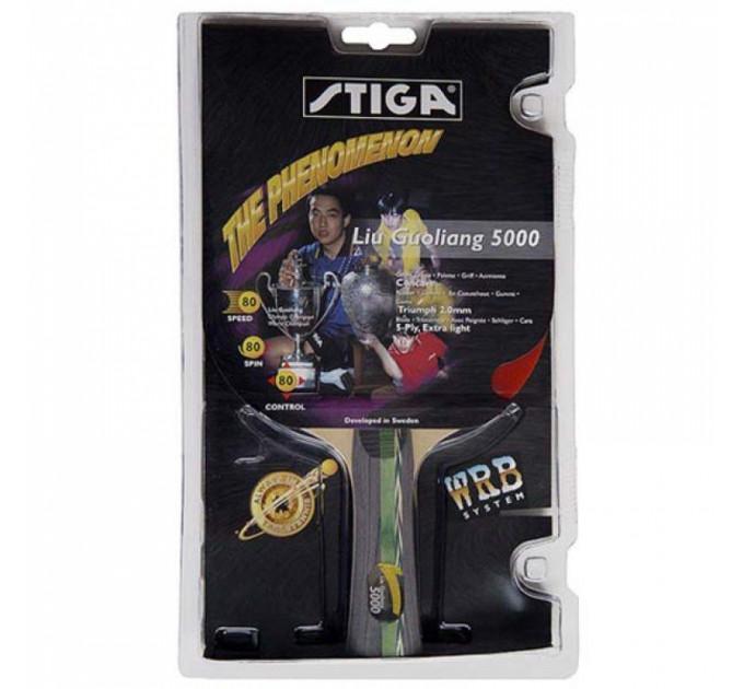 Ракетка для пинг-понга Stiga Liu Guoliang 5000 ✅