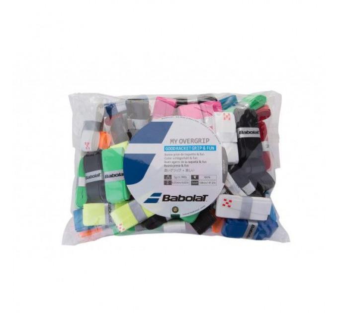 Намотка на ракетку Babolat MY OVERGRIP REFILL (Упаковка,70 штук) 656007/134 ✔