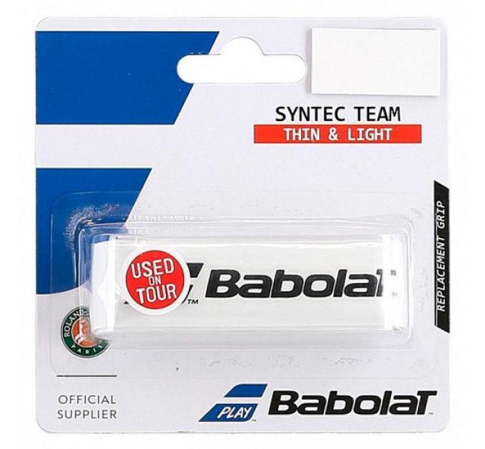 Ручка для ракетки Babolat SYNTEC TEAM X1 (1 штука) 670065/101 ✔