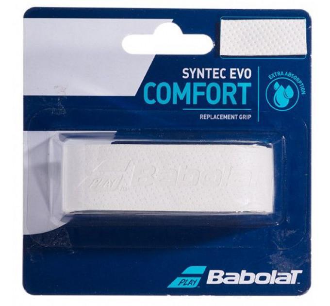 Ручка для ракетки Babolat SYNTEC EVO X1 (1 штука) 670067/101 ✔