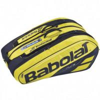 Чехол для теннисных ракеток Babolat RH X12 PURE AERO (12 ракеток) 751180/191 ✔