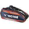 Чехол VICTOR Multithermobag 9038 coral(12 ракеток)