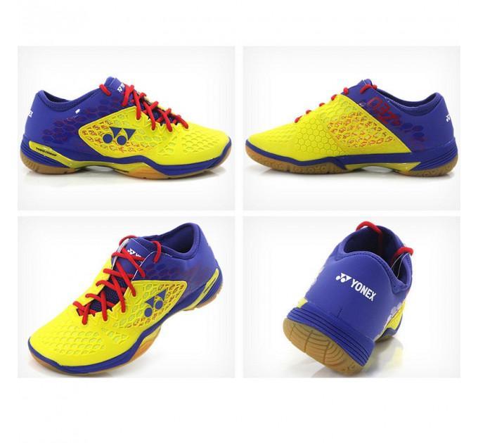 Yonex SHB-03Z M Yellow/Blue